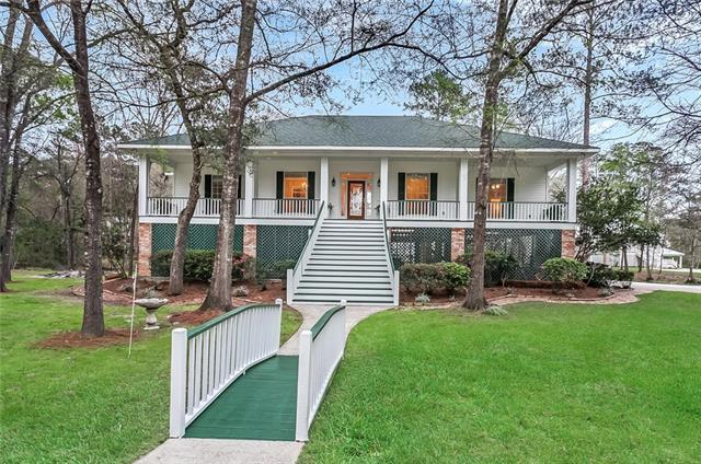 23 S Azalea Drive, Covington, LA 70433 (MLS #2194097) :: Turner Real Estate Group
