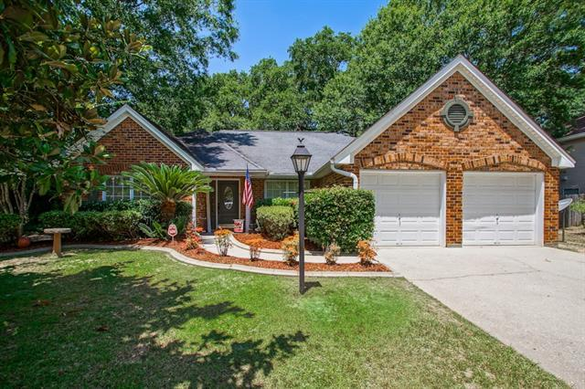 3608 Meadow Lake Drive, Slidell, LA 70461 (MLS #2194202) :: Amanda Miller Realty