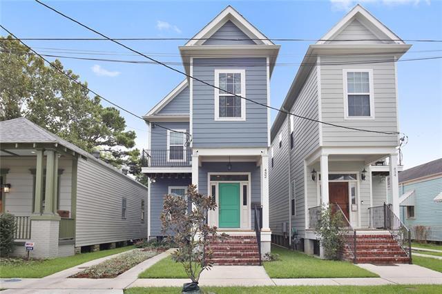 432 S Scott Street, New Orleans, LA 70119 (MLS #2194283) :: Crescent City Living LLC