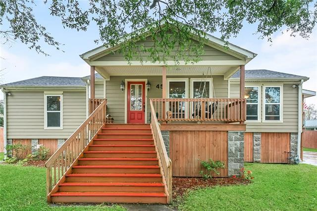 45 Packenham Avenue, Chalmette, LA 70043 (MLS #2194461) :: Inhab Real Estate