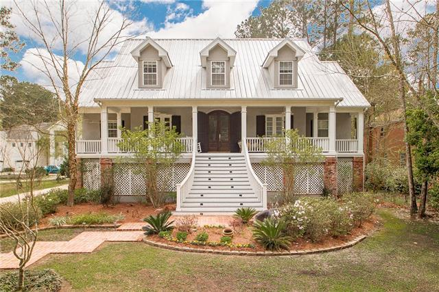 36 Zinnia Drive, Covington, LA 70433 (MLS #2194484) :: Turner Real Estate Group