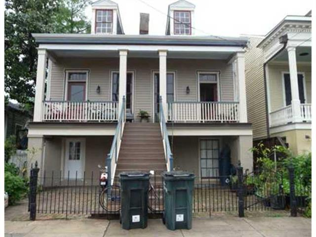 2909 Constance Street Upper, New Orleans, LA 70115 (MLS #2194505) :: Crescent City Living LLC