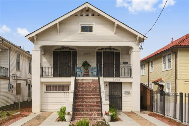3904-3906 Franklin Avenue, New Orleans, LA 70122 (MLS #2194655) :: Parkway Realty