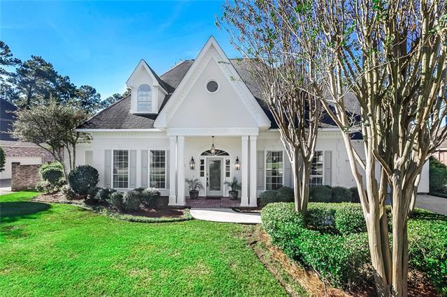 105 Fontainbleau Drive, Mandeville, LA 70471 (MLS #2194660) :: Turner Real Estate Group
