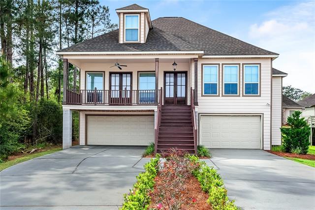 418 Marina Boulevard, Mandeville, LA 70471 (MLS #2194909) :: Turner Real Estate Group