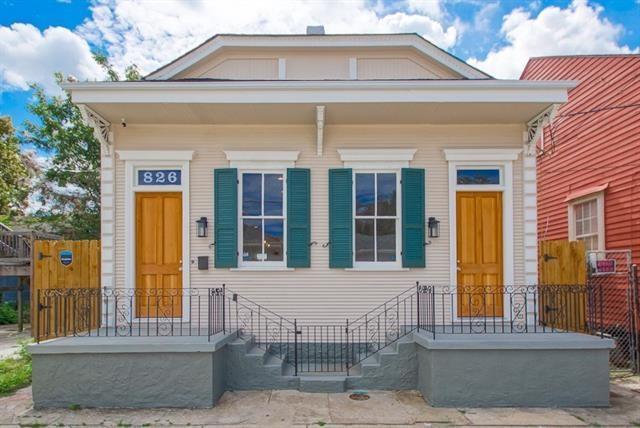 826 N Rocheblave Street, New Orleans, LA 70119 (MLS #2194937) :: Crescent City Living LLC