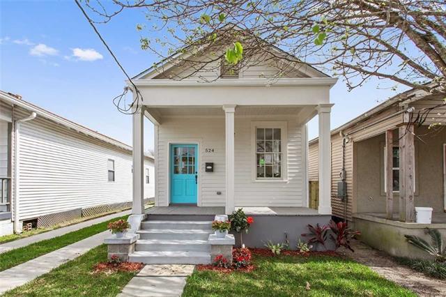 524 S Olympia Street, New Orleans, LA 70119 (MLS #2194949) :: Crescent City Living LLC