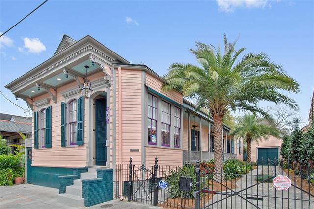 919 Kerlerec Street, New Orleans, LA 70116 (MLS #2194965) :: Crescent City Living LLC