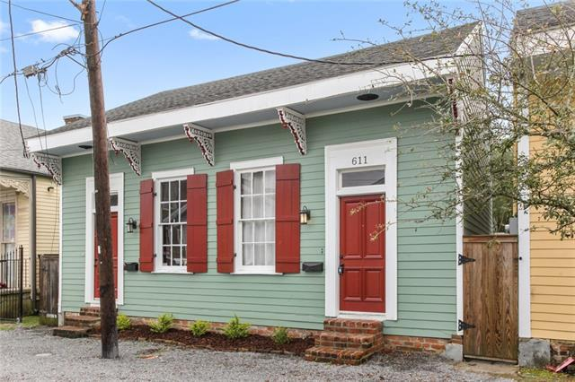 611 Harmony Street, New Orleans, LA 70115 (MLS #2194983) :: Crescent City Living LLC