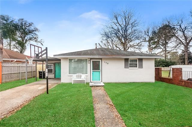 178 Normandy Avenue, Harahan, LA 70123 (MLS #2195047) :: Watermark Realty LLC