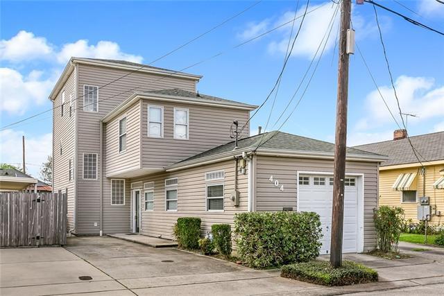 404 Carrollton Avenue, Metairie, LA 70005 (MLS #2195190) :: Turner Real Estate Group
