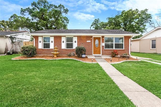6204 Amhurst Street, Metairie, LA 70003 (MLS #2195249) :: Inhab Real Estate