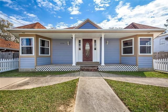 2596 4TH Street, Slidell, LA 70458 (MLS #2195357) :: The Sibley Group