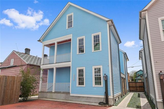 2421 Dauphine Street B, New Orleans, LA 70117 (MLS #2195364) :: Inhab Real Estate