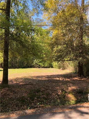 Lot 20-A Gamma Avenue, Covington, LA 70435 (MLS #2195408) :: Watermark Realty LLC