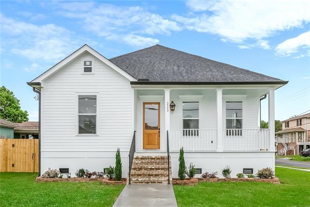 5540 Lafaye Street, New Orleans, LA 70122 (MLS #2195431) :: Crescent City Living LLC