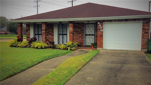 4400 Lefkoe Street, Metairie, LA 70006 (MLS #2195560) :: The Sibley Group