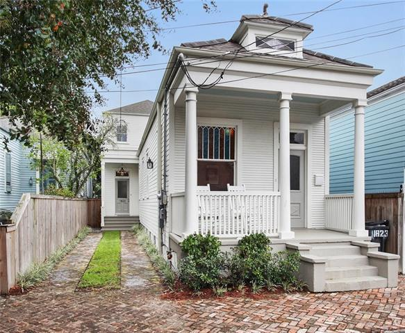 1823 Burgundy Street, New Orleans, LA 70116 (MLS #2195941) :: Crescent City Living LLC