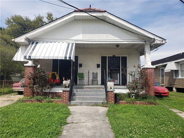 2457-59 Jonquil Street, New Orleans, LA 70122 (MLS #2195956) :: The Sibley Group