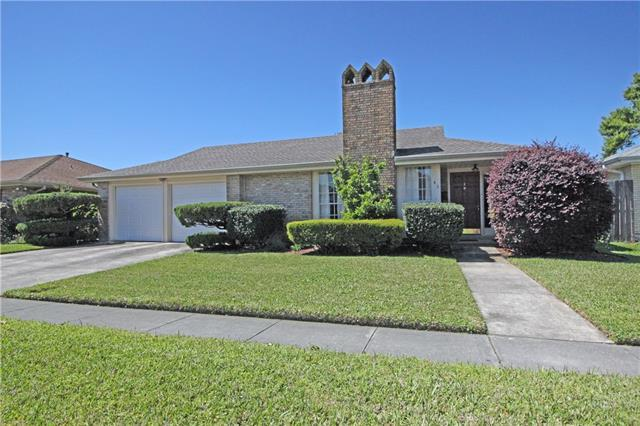 43 Montego Drive, Kenner, LA 70065 (MLS #2196064) :: Watermark Realty LLC