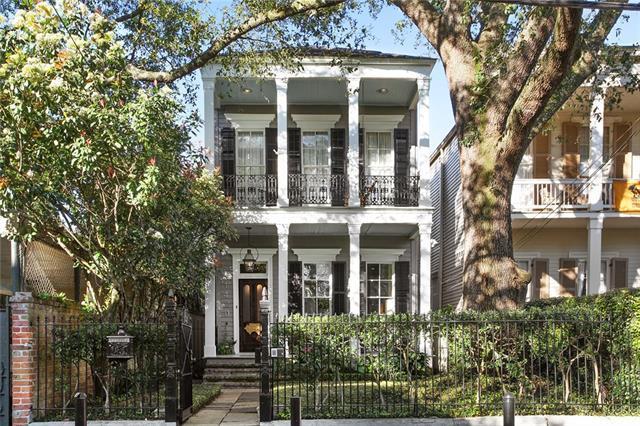 1420 Harmony Street, New Orleans, LA 70115 (MLS #2196139) :: Crescent City Living LLC