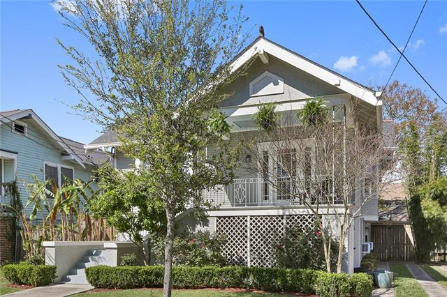 4127 Walmsley Avenue, New Orleans, LA 70125 (MLS #2196224) :: The Sibley Group
