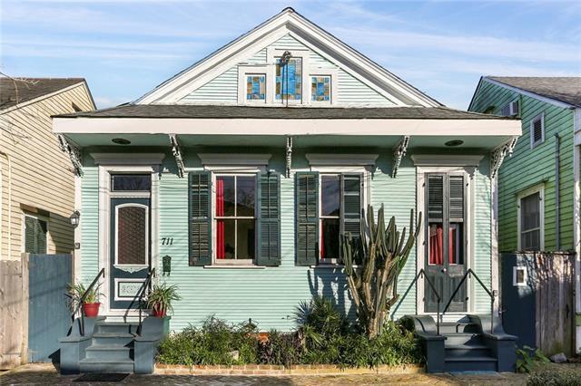 711 Congress Street, New Orleans, LA 70117 (MLS #2196277) :: Crescent City Living LLC