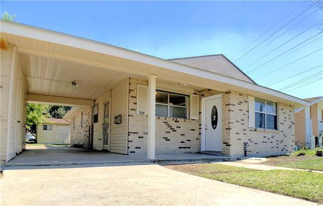 1749 Diane Drive, Marrero, LA 70072 (MLS #2196285) :: Crescent City Living LLC