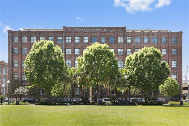 1107 S Peters Street #519, New Orleans, LA 70130 (MLS #2196554) :: Inhab Real Estate