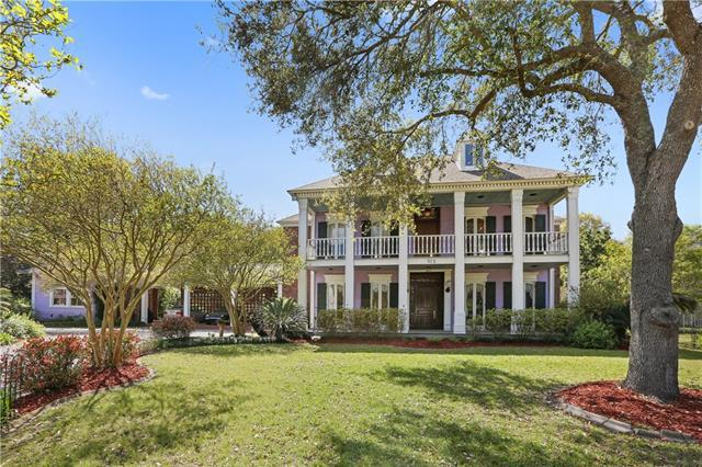 6 Chateau Margaux Court, Kenner, LA 70065 (MLS #2196561) :: The Sibley Group