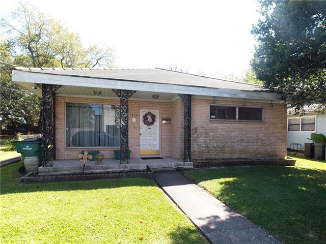 1816 Claudius Street, Metairie, LA 70005 (MLS #2196713) :: Inhab Real Estate