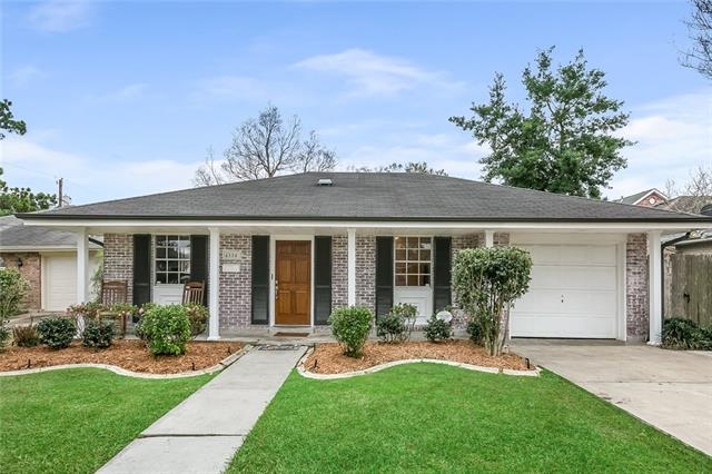 4804 Antonini Drive, Metairie, LA 70006 (MLS #2196835) :: The Sibley Group