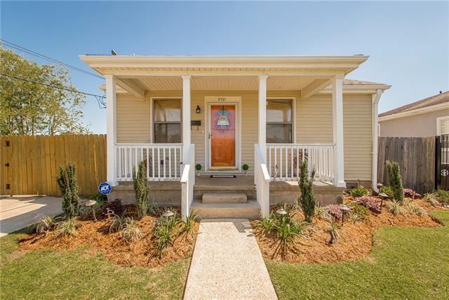 5737 Wildair Street, New Orleans, LA 70122 (MLS #2197030) :: Robin Realty