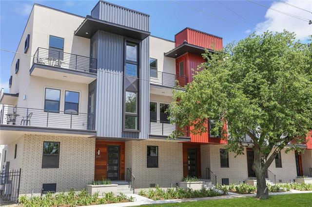 300 N Cortez Street 3 C, New Orleans, LA 70119 (MLS #2197410) :: Inhab Real Estate