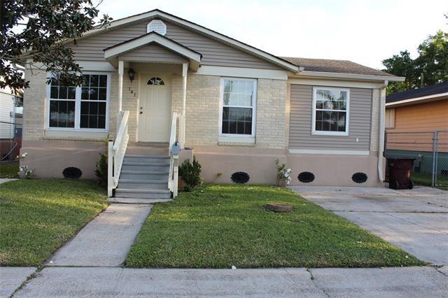 141 Georgetown Drive, Kenner, LA 70065 (MLS #2197577) :: Turner Real Estate Group