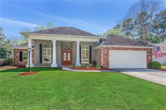 281 Cherokee Rose Lane, Covington, LA 70433 (MLS #2197760) :: Inhab Real Estate