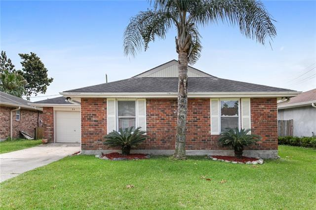 93 William & Mary Place, Kenner, LA 70065 (MLS #2197829) :: Parkway Realty