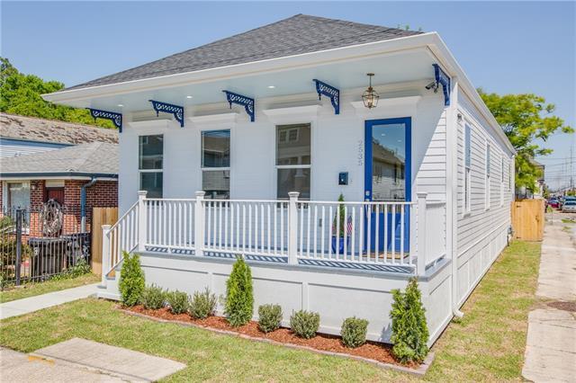 2535 N Roman Street, New Orleans, LA 70117 (MLS #2197863) :: Inhab Real Estate