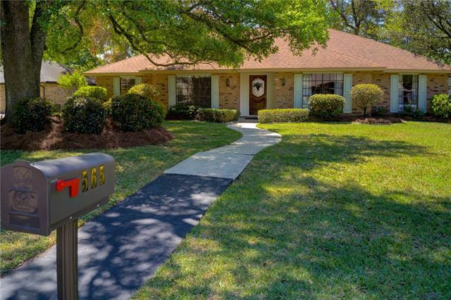 565 Manchester Drive, Slidell, LA 70461 (MLS #2198049) :: The Sibley Group