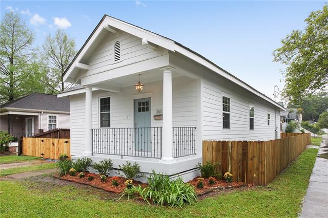 368 Vinet Avenue, Jefferson, LA 70121 (MLS #2198403) :: Parkway Realty