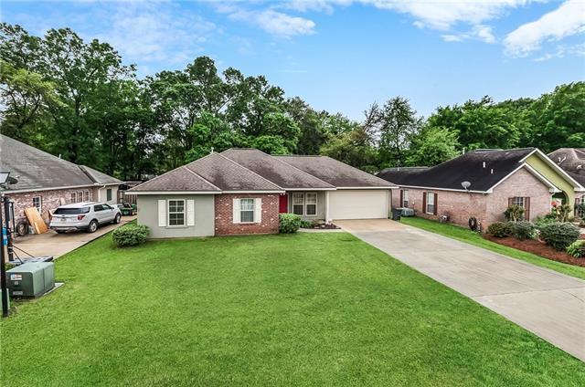 160 Kathie Drive, Ponchatoula, LA 70454 (MLS #2198651) :: Inhab Real Estate