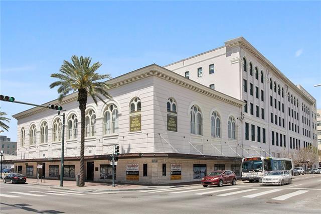 1201 Canal Street #514, New Orleans, LA 70112 (MLS #2198793) :: Inhab Real Estate
