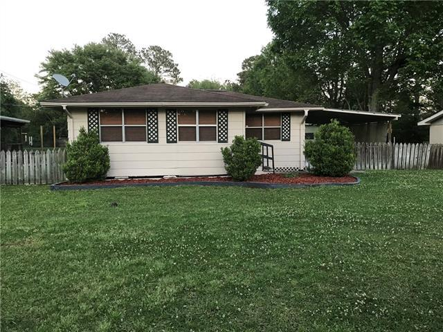 154 Hoover Drive, Slidell, LA 70461 (MLS #2199007) :: The Sibley Group