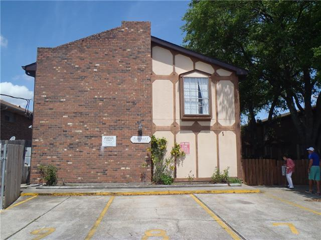 1725 Newport Place #8, Kenner, LA 70065 (MLS #2199083) :: The Sibley Group