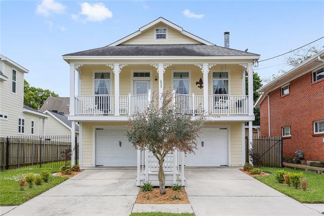 6822 Catina Street, New Orleans, LA 70124 (MLS #2199594) :: Parkway Realty