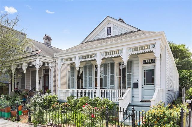 716 Valmont Street, New Orleans, LA 70115 (MLS #2199613) :: Crescent City Living LLC