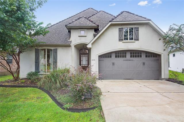 354 Caddo Drive, Madisonville, LA 70447 (MLS #2199653) :: The Sibley Group