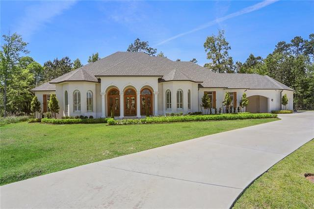 72 Tranquility Drive, Mandeville, LA 70471 (MLS #2199679) :: Parkway Realty