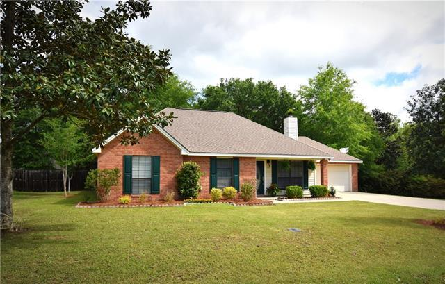 100 Berryhill Drive, Carriere, MS 39426 (MLS #2199777) :: Top Agent Realty