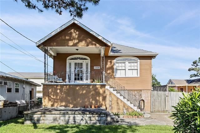 1509 Seminole Avenue, Metairie, LA 70005 (MLS #2199834) :: Turner Real Estate Group